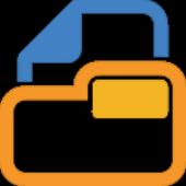 文件管理 icon