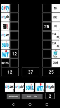 WIT-Yahtzee screenshot 1