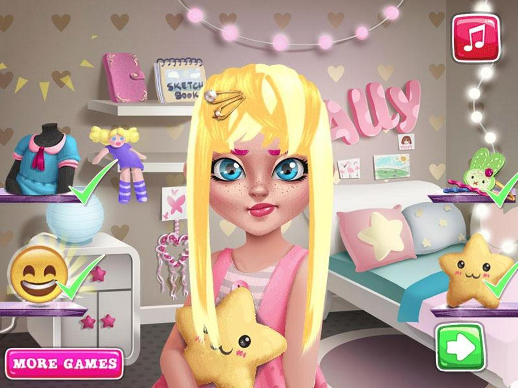 Moody Ally Real Haircuts Apk Download Free Casual Game For Android