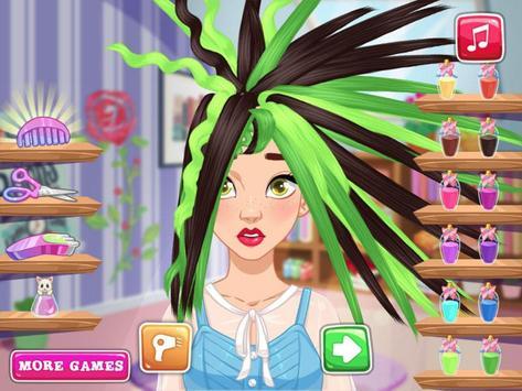 Olivia's Real Haircuts screenshot 1