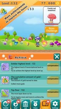 Ph.D. Monster:Clicker game apk screenshot