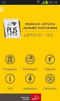 PLJS 2014 poster