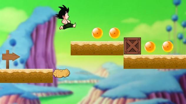 Fighting With Goku Super Saiyan screenshot 1