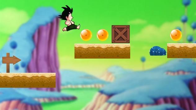 Fighting With Goku Super Saiyan screenshot 2
