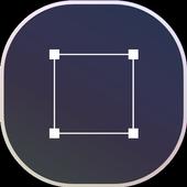 ▣ Square - Photo Editor for insta (Crop / Filter) icon