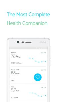Nokia Health Mate 海報