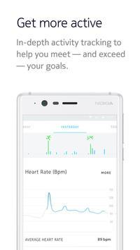Nokia Health Mate apk 截圖