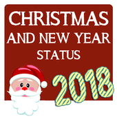 New Year and Christmas Status icon