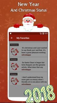 New Year and Christmas Status screenshot 5