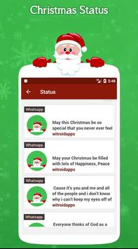 Christmas Status screenshot 1