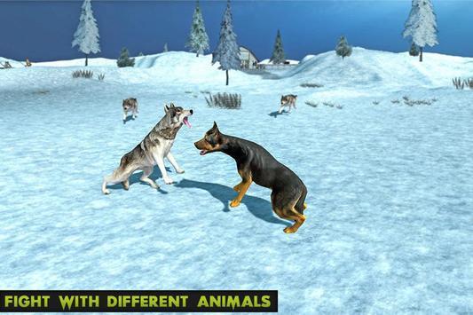 Wild Dog Attack: Farm Survival apk screenshot