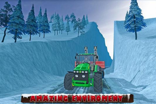 Farm Animals Tractor Transport screenshot 11