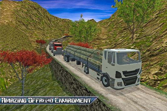 Transport Truck USA Driver SIM apk screenshot
