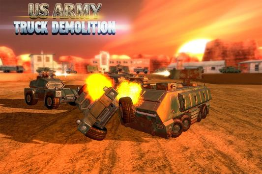 Demolition Derby Jeep Racing screenshot 3