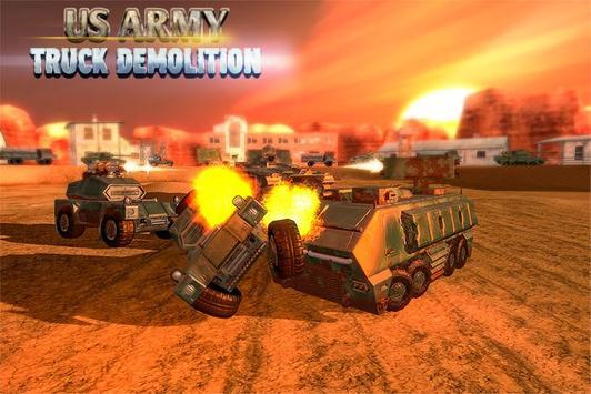 Demolition Derby Jeep Racing poster