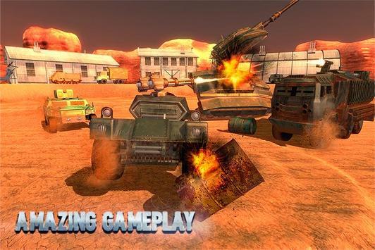 Demolition Derby Jeep Racing screenshot 1