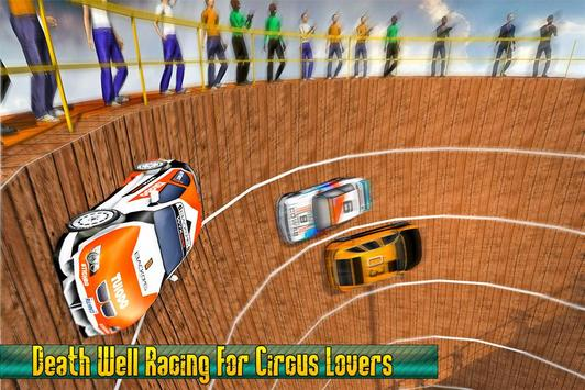 Real Well of Death Car Stunt apk screenshot