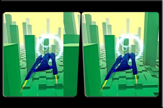 X- Hurdles Racer: VR poster