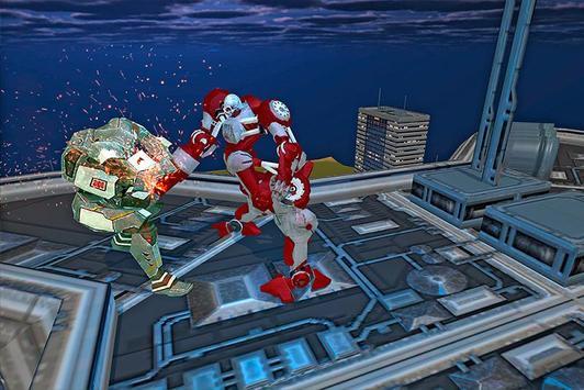 Moto Robot Transforming Hero screenshot 2