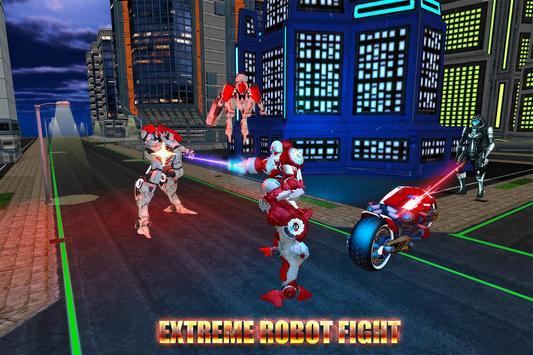 Moto Robot Transforming Hero screenshot 4