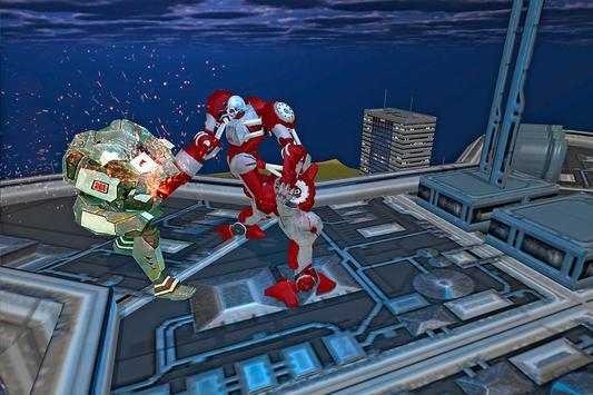 Moto Robot Transforming Hero screenshot 6