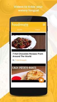 FoodMate apk screenshot