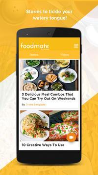 FoodMate poster