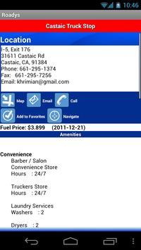 Roady's Directory screenshot 4