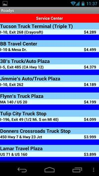 Roady's Directory screenshot 1