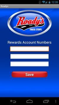 Roady's Directory screenshot 2