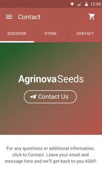 AgrinovaSeeds poster