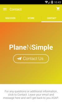 Plane n Simple Clothing screenshot 2