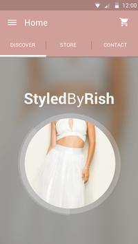 Styled By Rish apk screenshot