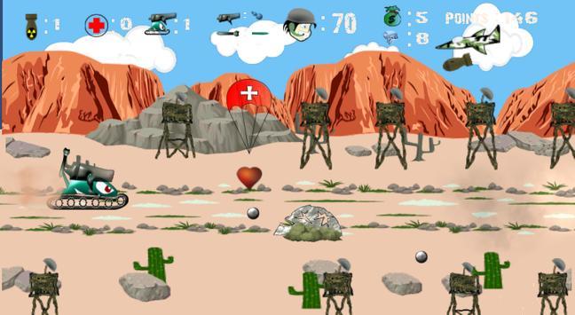 Tank Attack screenshot 10