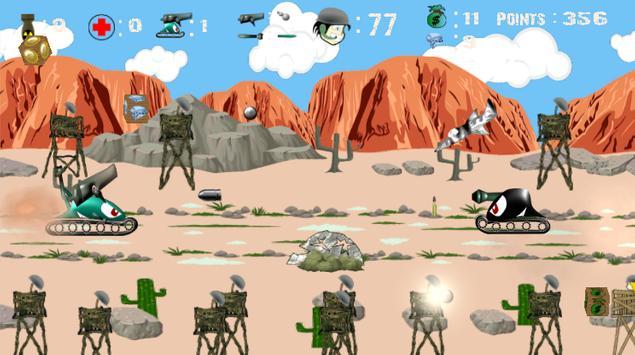 Tank Attack screenshot 1