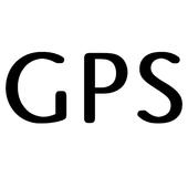シンプルGPS icon