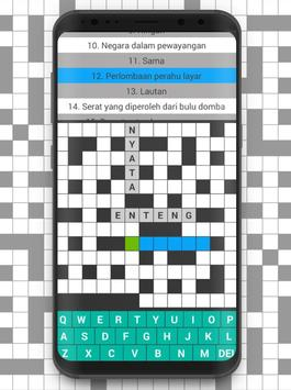 Teka Teki Silang Indonesia 2018 - TTS Pintar screenshot 2