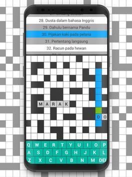 Teka Teki Silang Indonesia 2018 - TTS Pintar screenshot 4