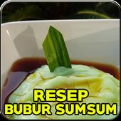 Resep Bubur Sumsum icon