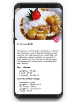 Resep Bubur Sumsum screenshot 3