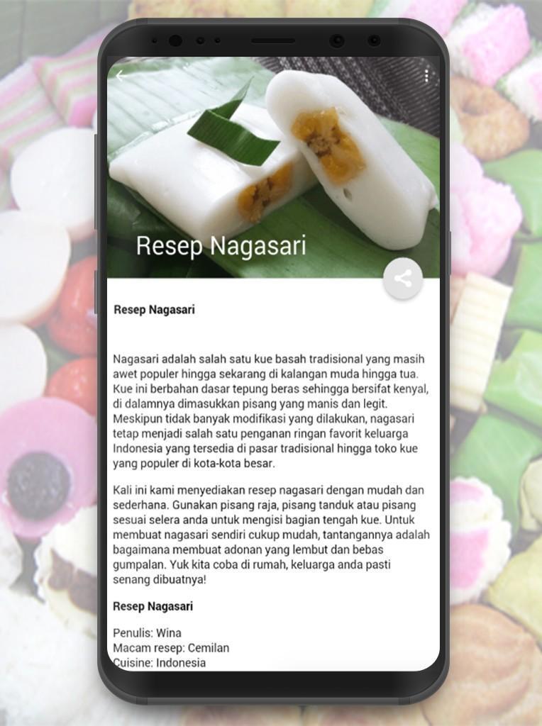 Resep Kue Basah Enak Lengkap Für Android Apk Herunterladen