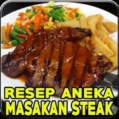 Resep Masakan Steak icon