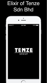 TENZE poster