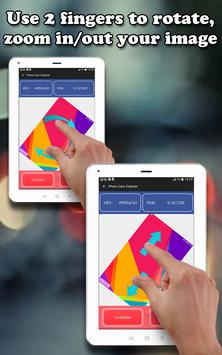 Photo Color Explorer apk screenshot