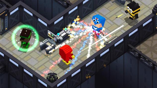 Block Battles: Heroes at War - Multiplayer PVP apk screenshot