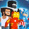 Crossy Heroes ícone