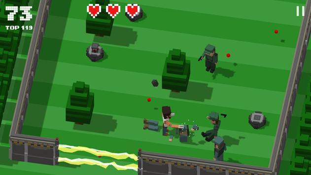 Crossy Heroes screenshot 3
