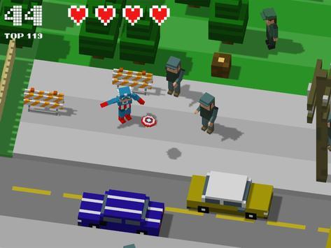 Crossy Heroes screenshot 5