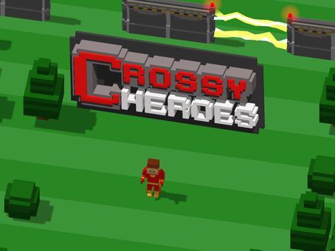 Crossy Heroes screenshot 9