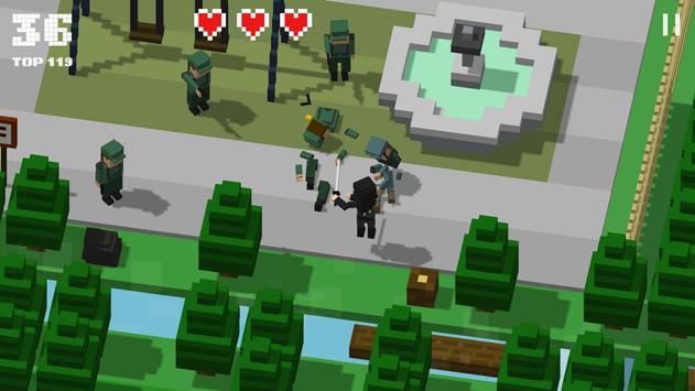Crossy Heroes screenshot 1